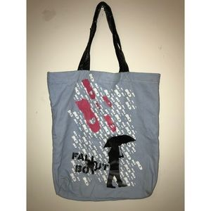 Fall Out Boy tote bag 💕